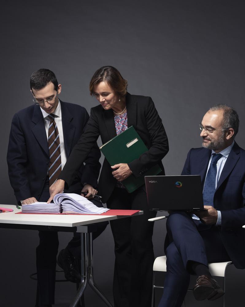 Alessandro Schietti - Bidding Manager - Silvia Picker - CFO - Bruno Illuminati - Business Development Manager